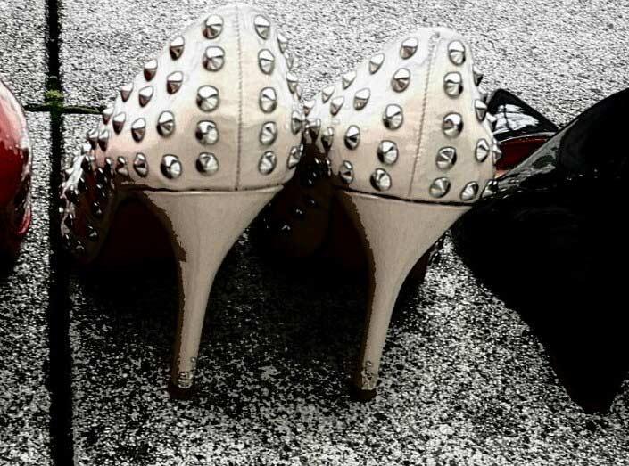 Ich muss high heels tragen